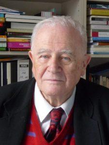 Prof. Gerhard Baader, Medizinhistoriker, Charité Berlin, Unterstützer der Gen-ethischen Stiftung